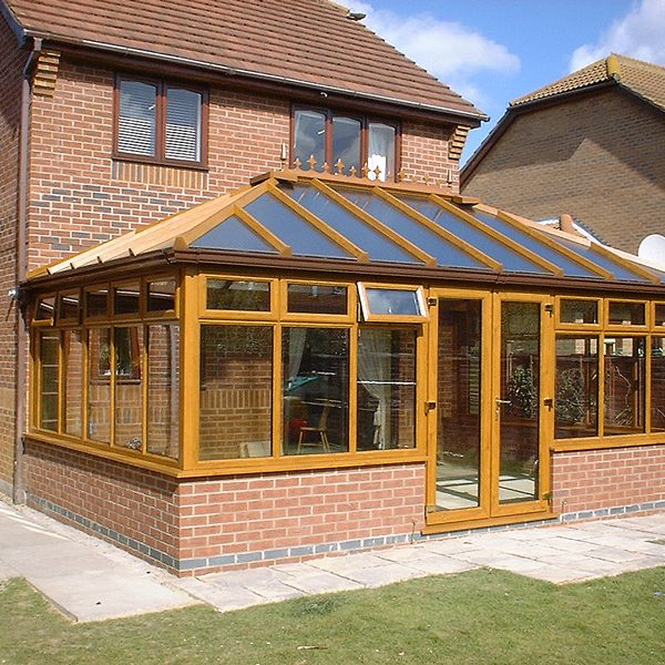 Conservatory Wooden