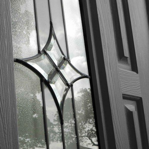 Glass Design Rock Doors