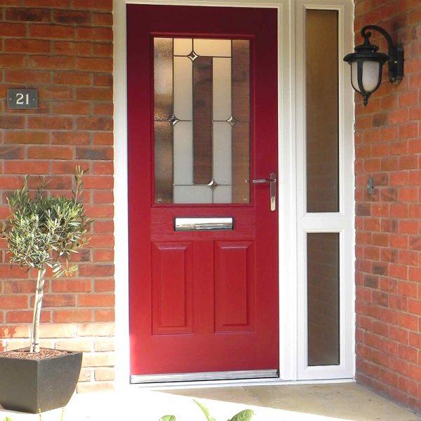 Red Rock Door