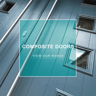 Composite Doors with upvc frames