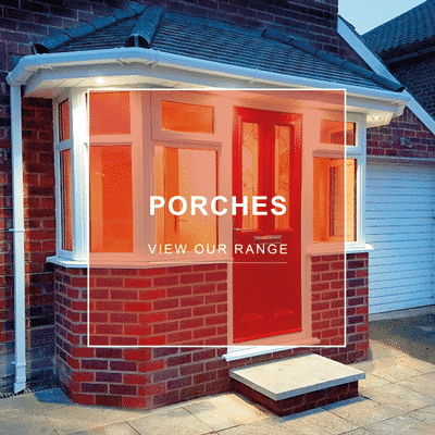 Porches and verandas upvc windows