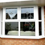 Bay New Windows with glass design