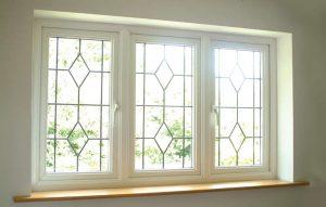 internal leaded window