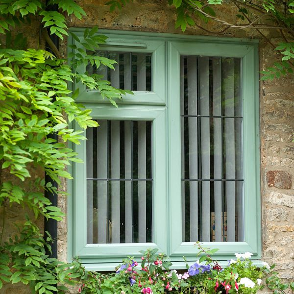 single chartwell green window