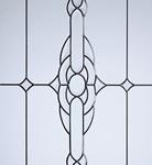 crystal bohemia glass pattern