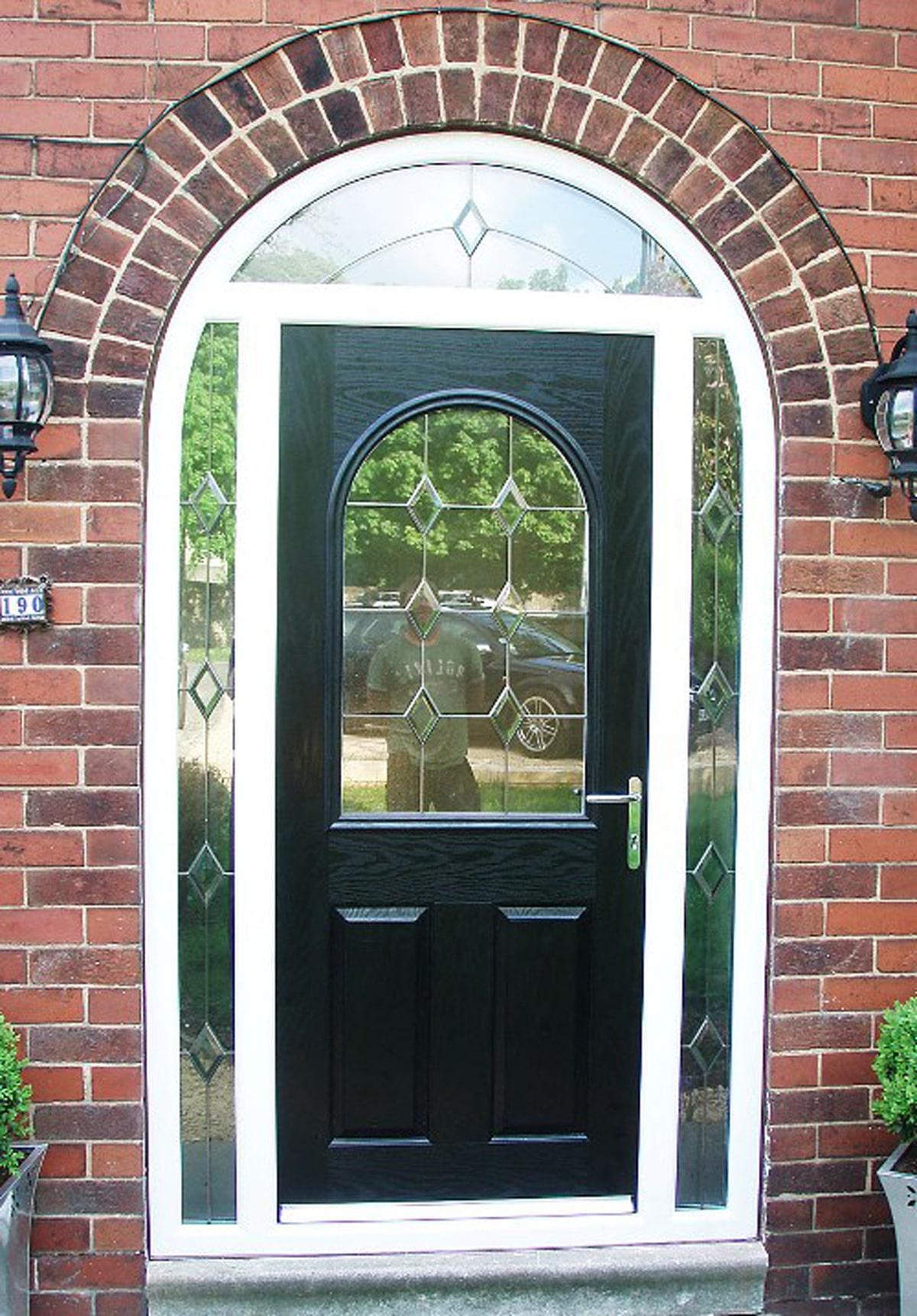 Arched doors bespoke arched doors range st helens windows - Doors for arched doorways ...
