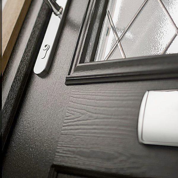 composite doors vs wooden doors