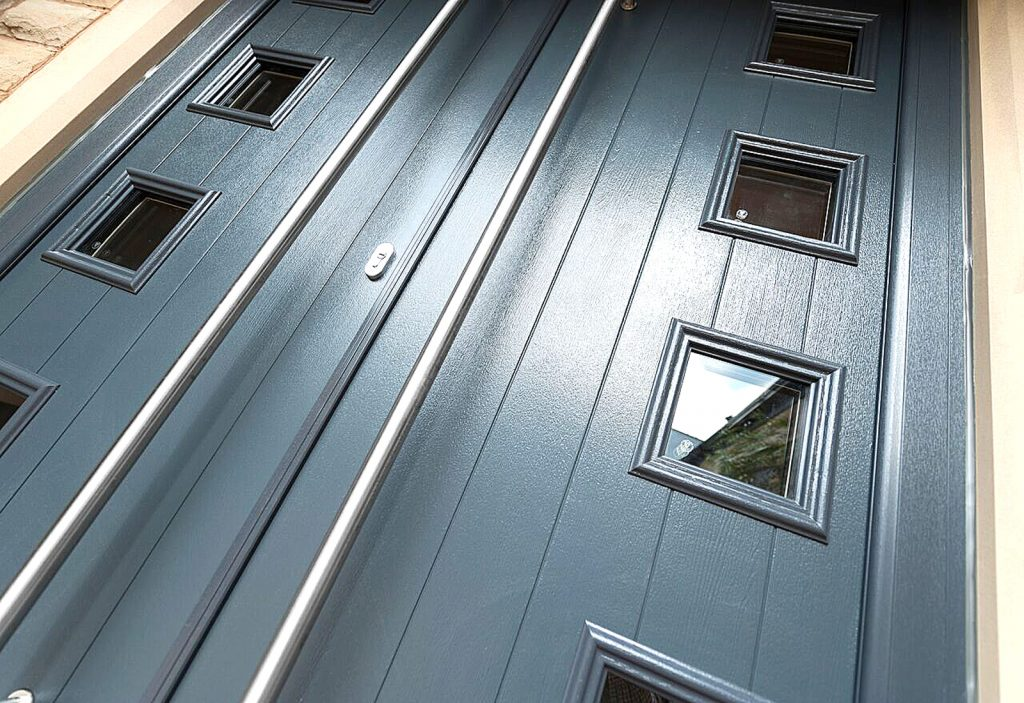 Why install a composite door over a upvc or wooden door for Composite windows