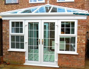 Orangery PVCu windows
