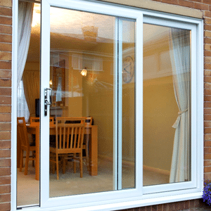 sliding upvc doors