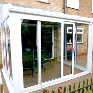 sliding patio doors white upvc