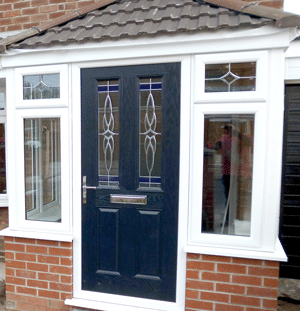Porches - uPVC Porch | St Helens Windows Home Improvements