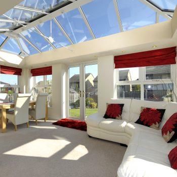 TShape conservatory