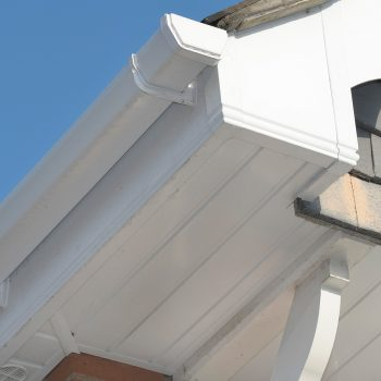 White roofline products