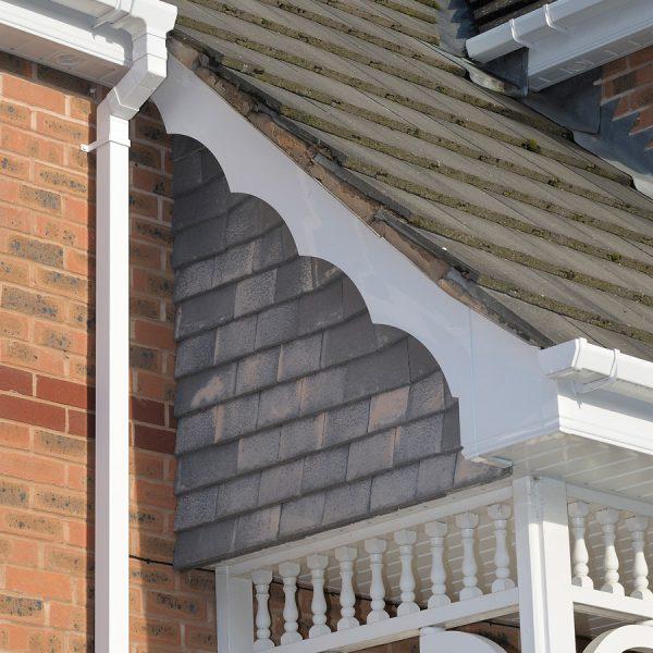 Soffit Job St Helens Windows