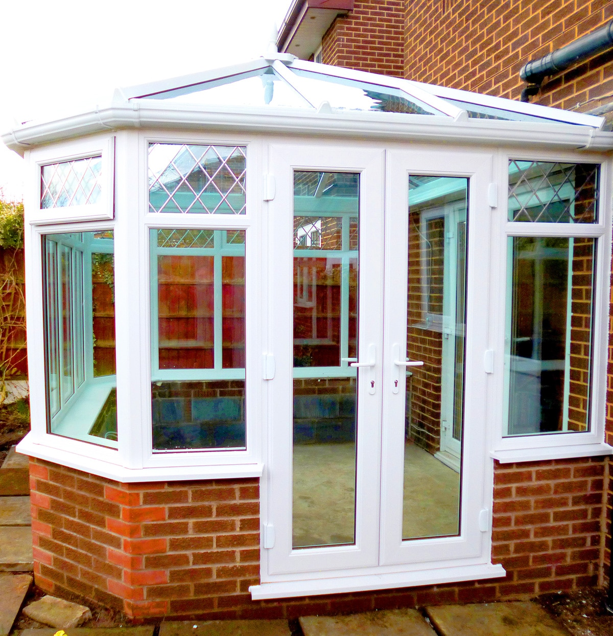 Glass Roof Conservatory Glass Options St Helens Windows
