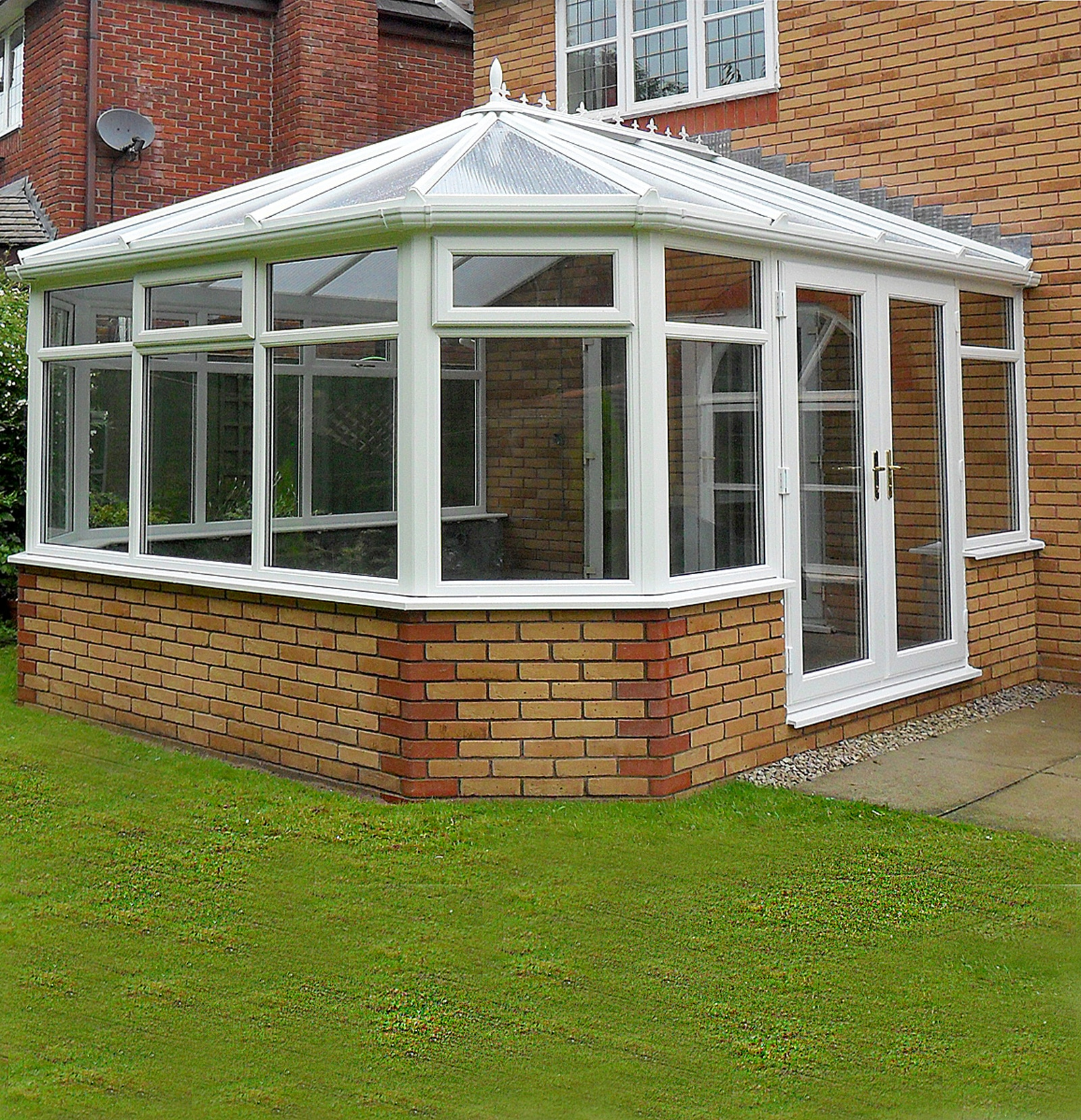 conservatory glass roof st helens windows home improvements. Black Bedroom Furniture Sets. Home Design Ideas