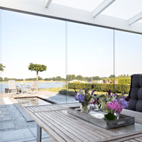 verandah open