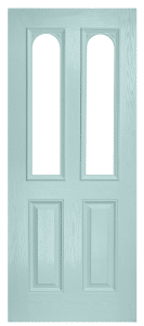 Front Door Esteem Arch Duck Egg