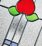 edwardian porch glass