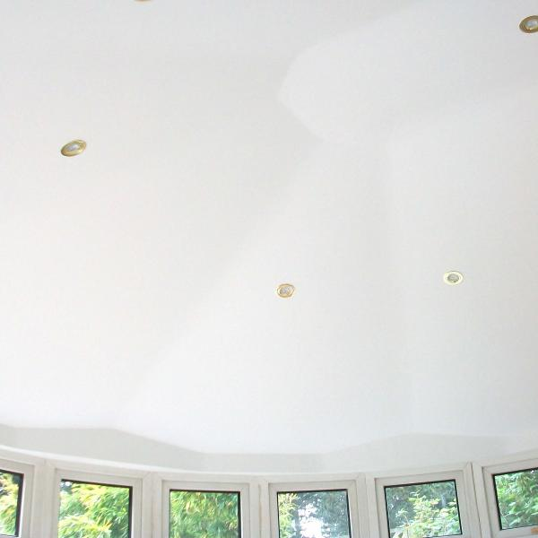 converted ceiling