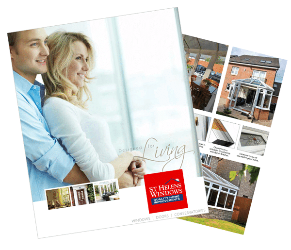 St Helens Windows home improvements brochure