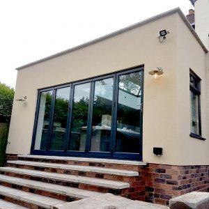 Extension Ideas With Bi-fold doors