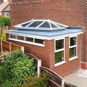 secure & energy-efficient orangery