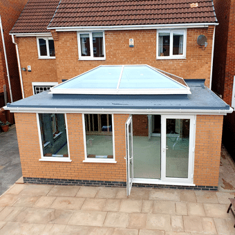 Orangeries With Lantern Roof