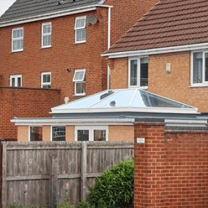 Double Glazed Lantern Roof