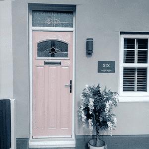 energy-efficient craftsman door