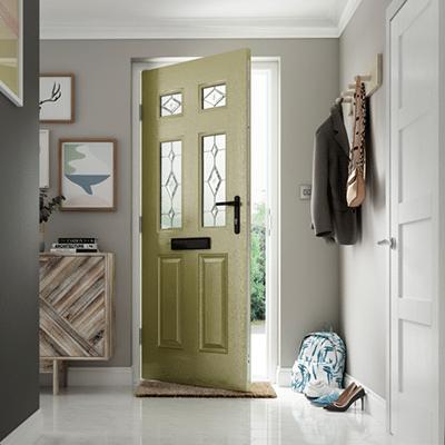classic composite door