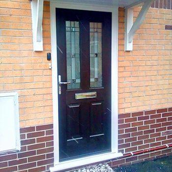 classical door