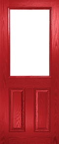 Composite Doors Online Red Elegance