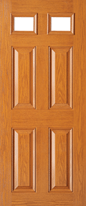 Gold Oak Classical Door