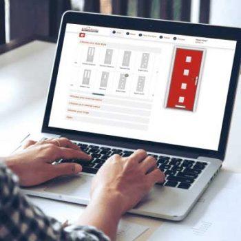 door designer example